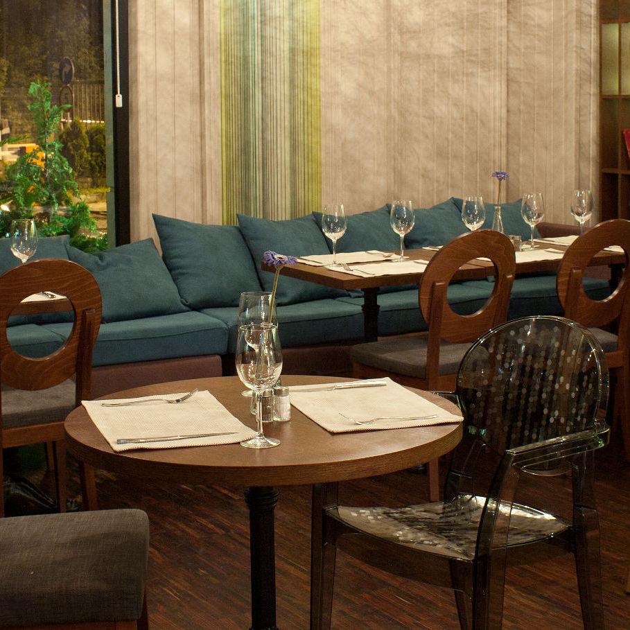 Restaurant Zona Pipera Influențe Mediteraneene și Asiatice